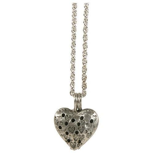 Diffuser Necklace, Hearts