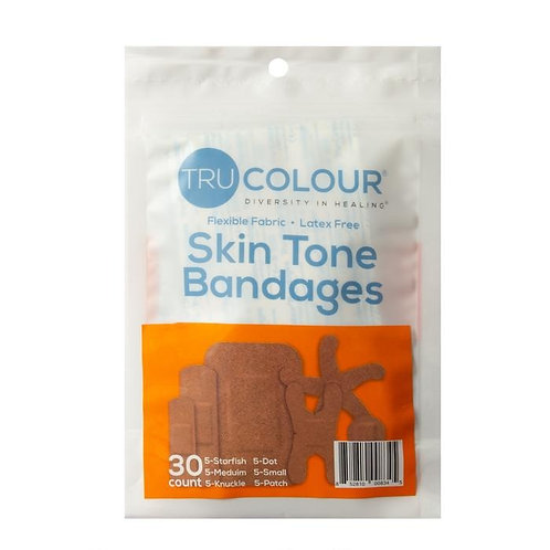 TruColour Bandages - Specialty Sizes