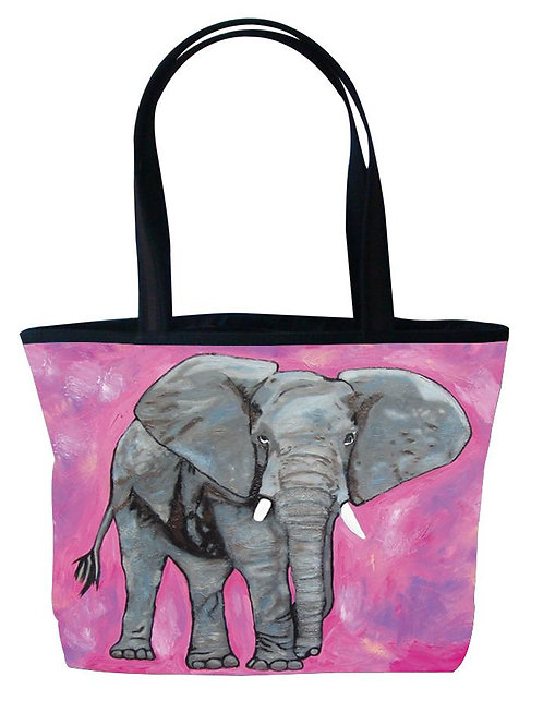 'Kelly' Elephant Tote Bag