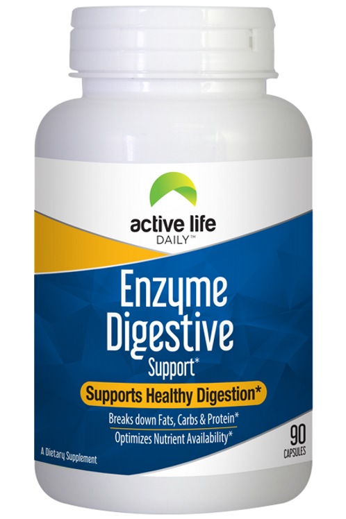 Enzyme Digestive Supplement