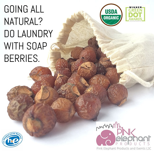 All About Soap Nuts! Information Sheets