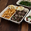 Thumbnail: 112 ounce 2 Compartment Catering Pan