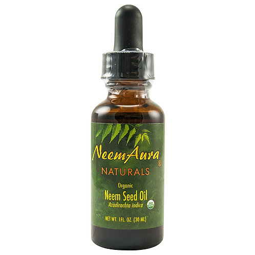 Topical Neem Oil