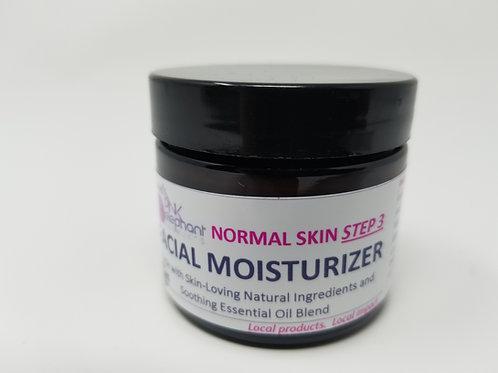 Facial Moisturizer for Normal Skin