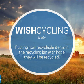 Wishcycling, Contamination, and Plastic Bag Recycling