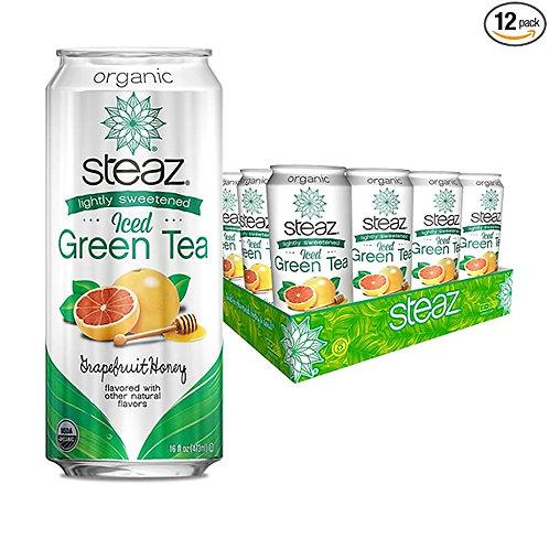 Steaz Organic Green Teas