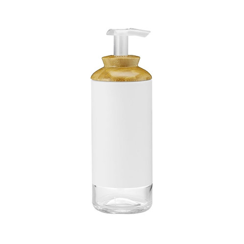Glass Soap/Lotion Dispenser Bottle
