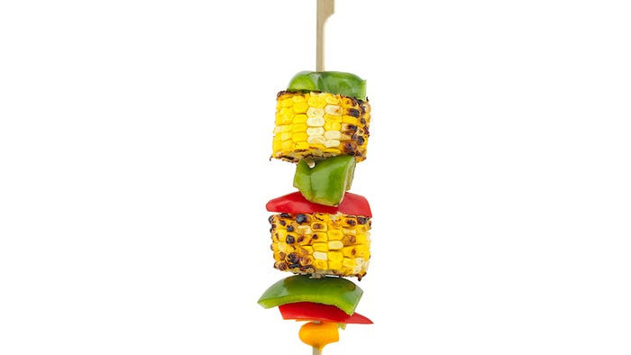 Bamboo Paddle Skewers