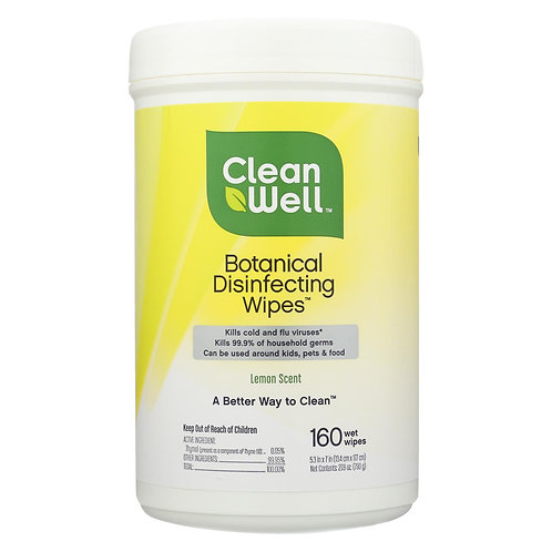 Disinfecting Wipes, 160 count