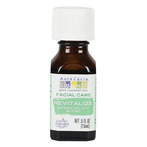 Revitalize Essential Oil DIY Facial Care Blend