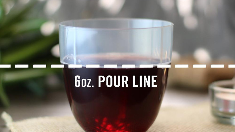 Compostable Wine Glasses