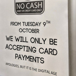 Should Retailers No Longer Accept Cash Because of COVID-19?