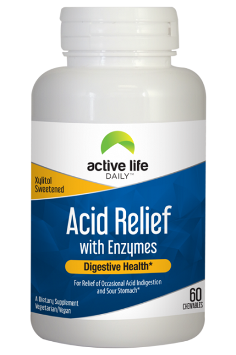 Antacid with Enzymes