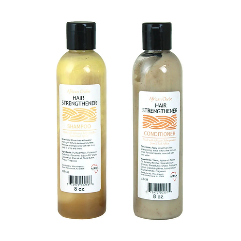 African Chebe Shampoo & Conditioner