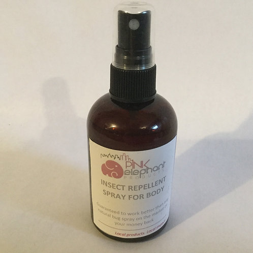 Insect Repellent for Body