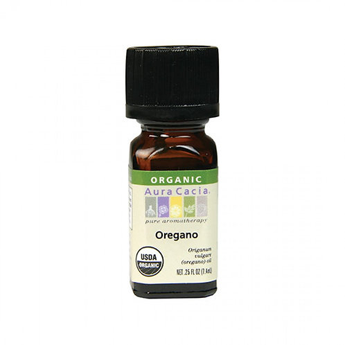 Organic Oregano Essential Oil