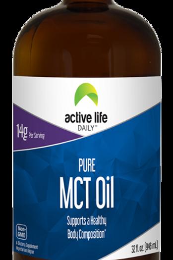 MCT Oil (Medium Chain Triglycerides)