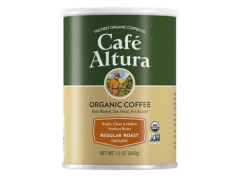 Organic Fair Trade Coffee, Ground