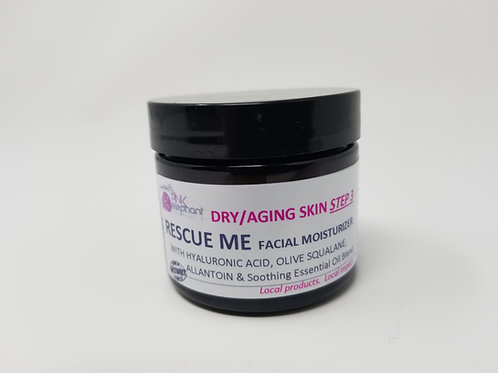 Rescue Me Facial Moisturizer for Dry/Aging Skin