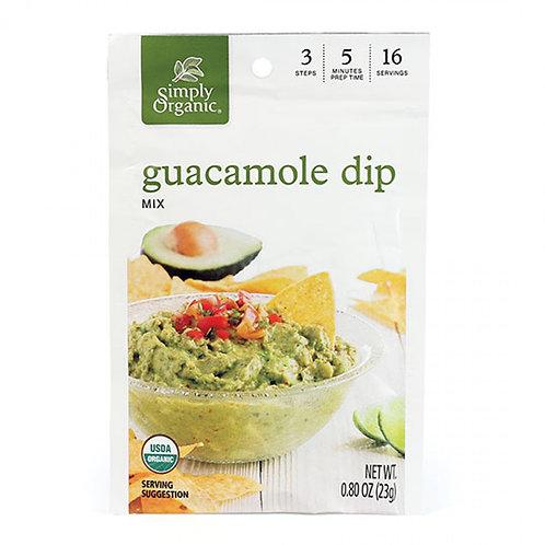 Organic Guacamole Dip Mix