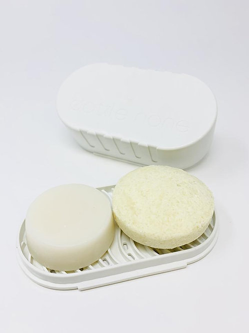 Double Case for Round Bars - 100% Recycled