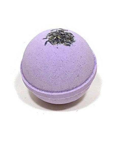 Lavender Fizzy Bath Bomb