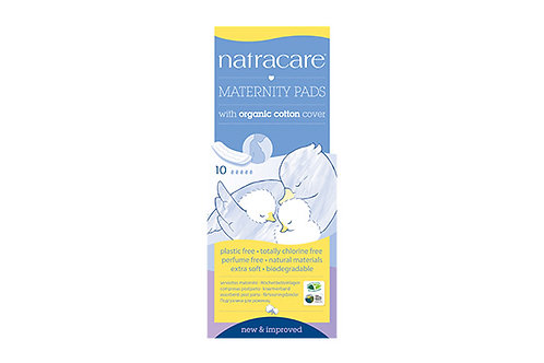 NatraCare Organic Post Partum Pads