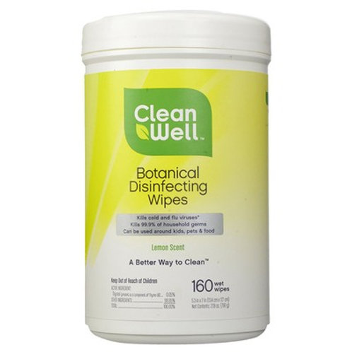 Botanical Disinfecting Wipes