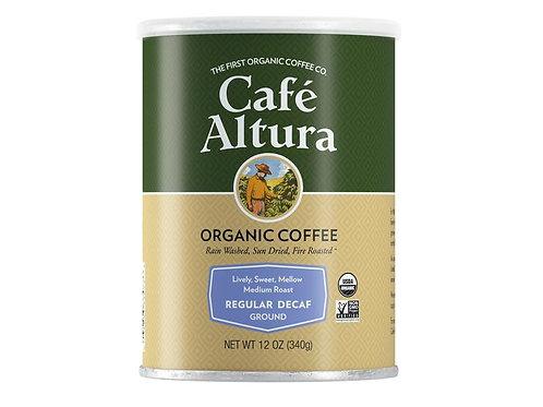 Organic Fair Trade Decaf Coffee, Ground