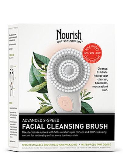 Rotating Facial Cleansing Brush