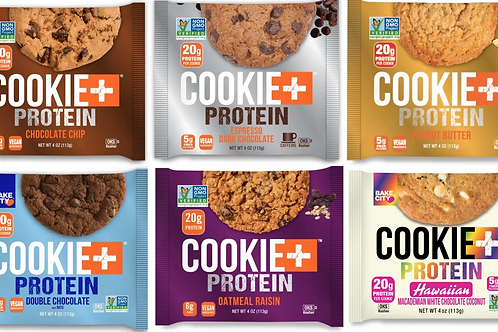 Bake City Cookie + Protein