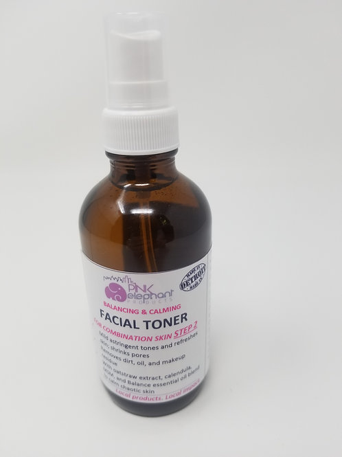 Balancing & Calming Facial Toner for Combination Skin