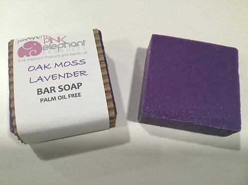 Bar Soap - Lavender Oak Moss