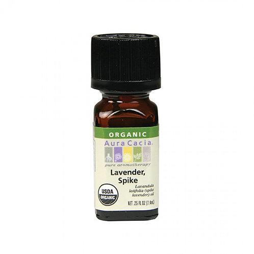 Organic Lavender Spike Essential Oil