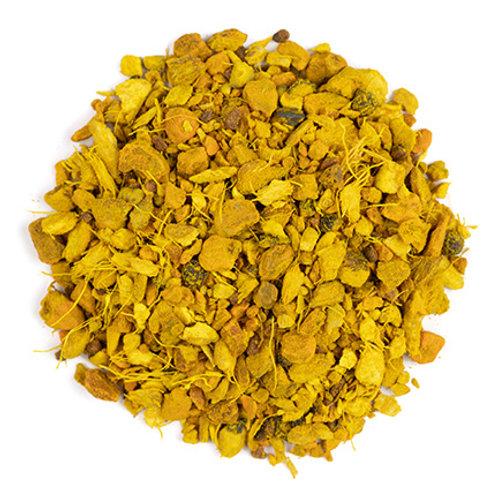 Turmeric Ginger Tea, Organic