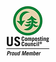 We are proud members of the US Composting Council.