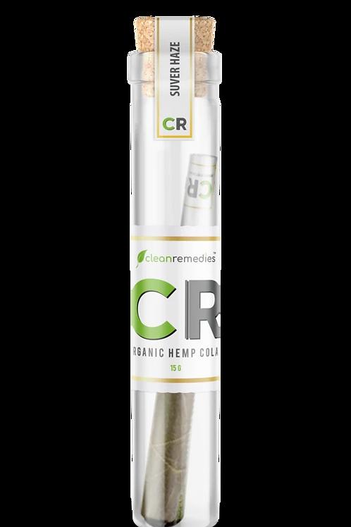 Organic CBD Hemp Pre-Roll 'Suver Haze', 15 gram