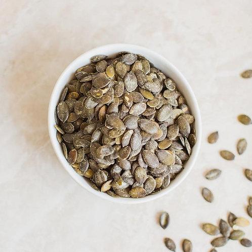 Organic Pumpkin Seeds - Roasted and Salted