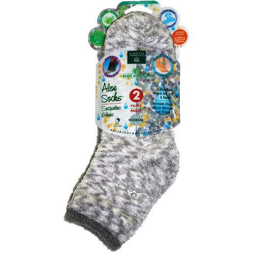 Aloe Socks, 2 pairs