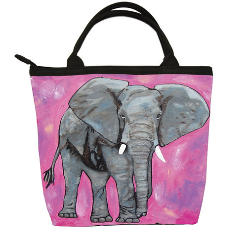 'Kelly' Elephant Small Purse