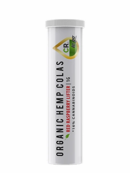 Organic CBD Hemp Cola Pre-Roll 'Lifter', 1 gram