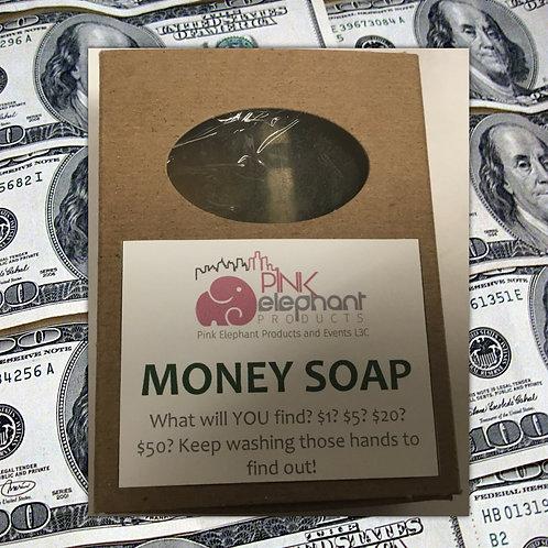 Money Soap!