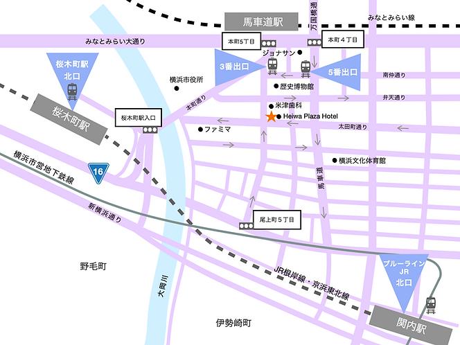 Bashamichi Map.png