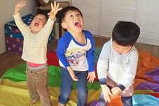 新横浜 子供 英語 リトミック