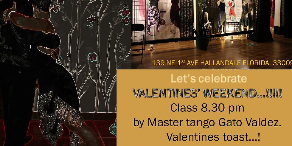 Valentines Los Leones milonga Feb 12th 2021