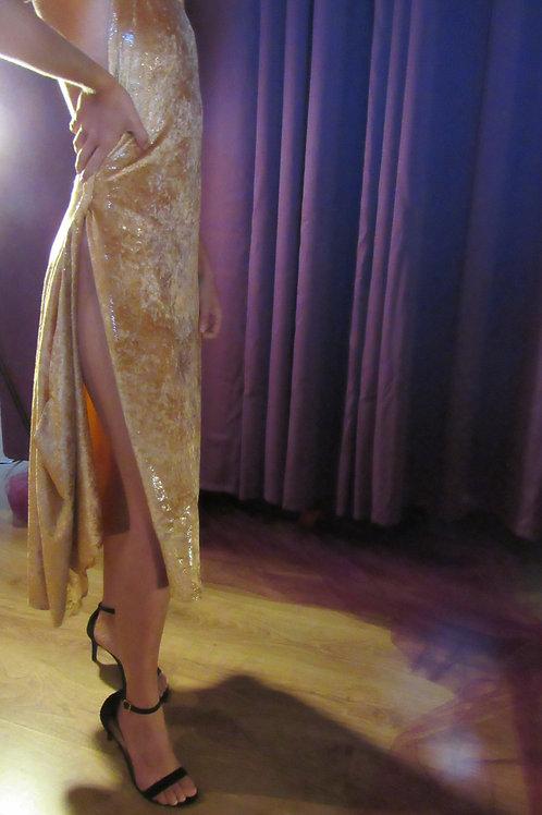 Golden time dress