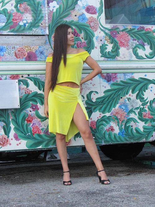 La Boca Skirt and top