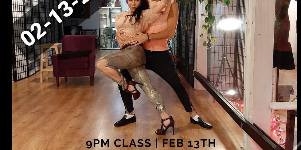 Valentines Neo-Tango night (weekend)