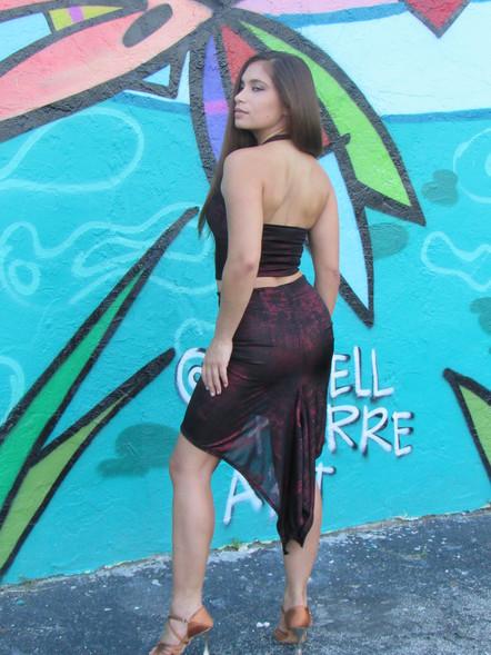 Siren skirt & top set