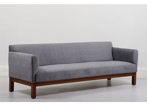 Long Grey Sofa